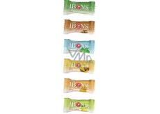 Vieste Original Ibons Zázvorové žvýkací bonbony slazené třtinovým cukrem mix příchutí 110 g