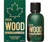 Dsquared2 Green Wood toaletní voda pro muže 30 ml