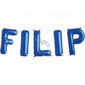 Albi Nafukovací jméno Filip 49 cm