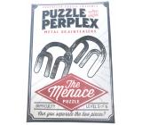 Albi Perplex puzzle hlavolam Menace, obtížnost 5 z 6