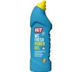 Hit Wc Fresh Power Gel čistič toalet 750 g
