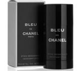 Chanel Bleu De Chanel deodorant stick pro muže 75 ml