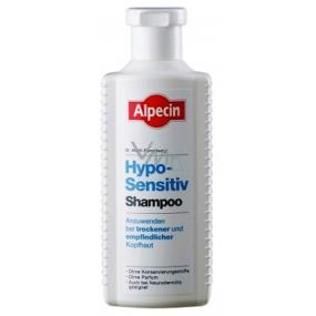 Alpecin Hyposensitiv, šampon pro suchou a velmi citlivou pokožku 250 ml