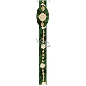 Slaměný vánoční řetěz č.5 2 m