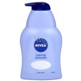 Nivea Creme Smooth tekuté mýdlo 250 ml