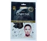 Beauty Formulas Charcoal Detoxikační bublinková pleťová maska s aktivním černým uhlím