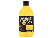 Naturel Box Makadamia Tělové mléko se 100% za studena lisovaným olejem, vhodné pro vegany 385 ml