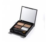 Makeup Revolution Focus & Fix Brow Kit sada na úpravu obočí Light Medium 5,8 g