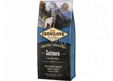 Carnilove Adult Salmon superprémiové kompletní krmivo pro dospělé psy všech plemen 12 kg