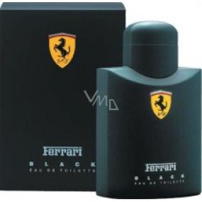 Ferrari Black toaletní voda pro muže 40 ml