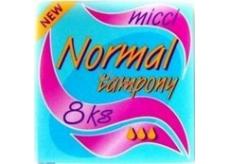 Micci Normal dámské tampony 8 ks