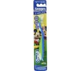 Oral-B Stages Mickey Mouse 2 extra jemný zubní kartáček pro děti 2-4 roky