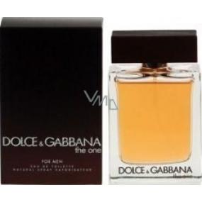 Dolce & Gabbana The One for Men toaletní voda 50 ml