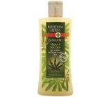 Bohemia Gifts & Cosmetics Cannabis Konopný olej balzám na vlasy 250 ml