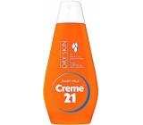 Creme 21 Mandlový olej a vitamín E tělové mléko pro suchou pleť 250 ml