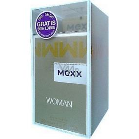 Mexx Woman toaletní voda 40 ml + tělové mléko 150 ml dárková sada