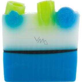 Bomb Cosmetics Malibu - Maliblue Přírodní glycerínové mýdlo 100 g