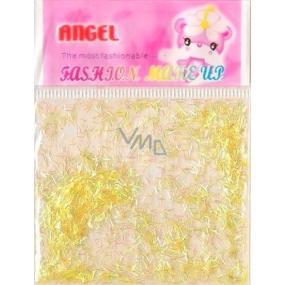 Angel Ozdoby na nehty pásky žluté 2 g