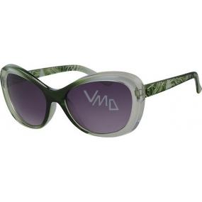 Nac New Age A60628 zelené sluneční brýle