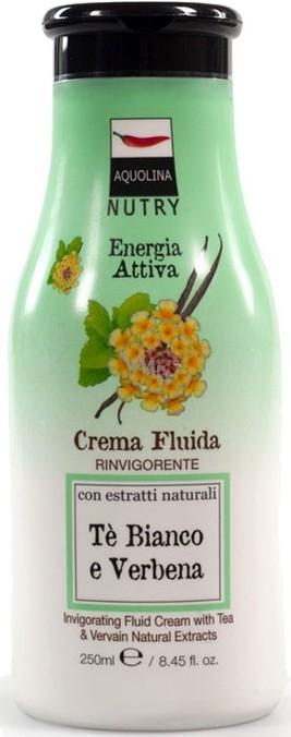 Aquolina Nutry Tea & Vervain tělové mléko 250 ml