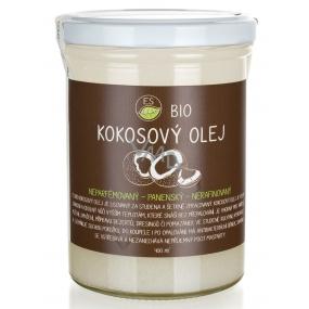 Empower Supplements Bio panenský kokosový olej 400 ml