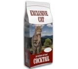 Delikan Exclusive Cocktail kompletní krmivo pro kočky každého věku 2 kg