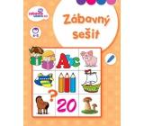 Ditipo Zábavný sešit 6-8 let 16 stran 215 x 275 mm