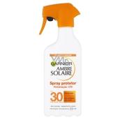 Garnier Ambre Solaire Protetor SPF30 opalovací sprej 300 ml