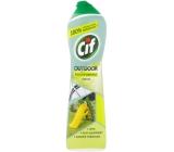 Cif Outdoor Multipurpose Cream víceúčelový krémový abrazivní přípravek 450 ml