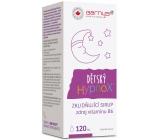Barnys HypnoX zklidňující sirup pro snadné usínání pro děti 120 ml