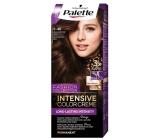 Schwarzkopf Palette Intensive Color Creme barva na vlasy 5-46 Hřejivě třpytivý hnědý