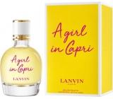 Lanvin A Girl in Capri toaletní voda pro ženy 50 ml