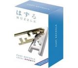 Huzzle Cast Keyhole kovový hlavolam, obtížnost 4 složité