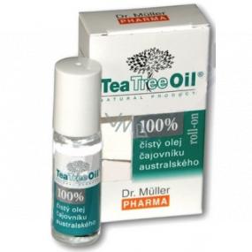 Dr. Müller Tea Tree 100% Oil roll-on 4 ml