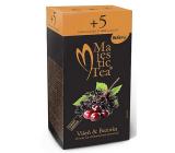 Biogena Majestic Tea Višeň & Bezinka čaj 20 x 2.5 g
