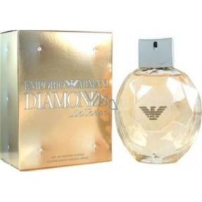 Giorgio Armani Emporio Armani Diamonds Intense parfémovaná voda pro ženy 30 ml
