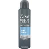 Dove Men + Care Cool Fresh antiperspirant deodorant sprej pro muže 150 ml