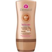 Dermacol Self Tan Lotion Samoopalovací tělové mléko 200 ml