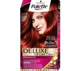 Schwarzkopf Palette Deluxe barva na vlasy 678 Intenzivní červená 115 ml