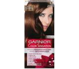 Garnier Color Sensation barva na vlasy 4.30 Tajemná hnědá