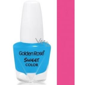 Golden Rose Sweet Color mini lak na nehty 20 5,5 ml