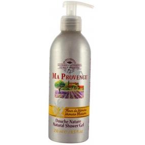 Ma Provence Bio Květ vinné révy Pravý přírodní sprchový gel 250 ml