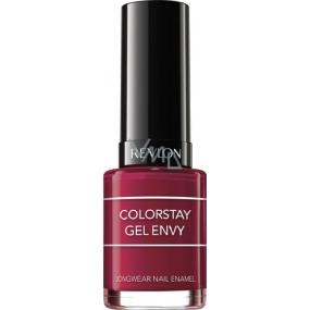 Revlon Colorstay Gel Envy Longwear Nail Enamel lak na nehty 600 Queen of Hearts 11,7 ml