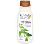 Alpa Luna Kopřiva bylinný šampon na vlasy, regeneruje a vyživuje vlasové kořínky 430 ml