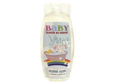 Bohemia Baby kosmetika pro nejmenší koupelová olejová lázeň 250 ml