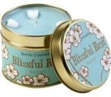Bomb Cosmetics Modré z nebe Vonná přírodní, ručně vyrobena svíčka v plechové dóze hoří až 35 hodin