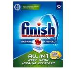 Finish Powerball All in 1 Lemon tablety do myčky 52 ks 941,2g