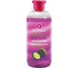 Dermacol Aroma Ritual Hrozny s limetkou Antistresová pěna do koupele 500 ml