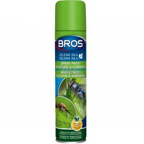 Bros Zelená síla proti mouchám a komárům 300 ml