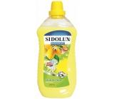 Sidolux Universal Svěží citron mycí prostředek na všechny omyvatelné povrchy a podlahy 1 l